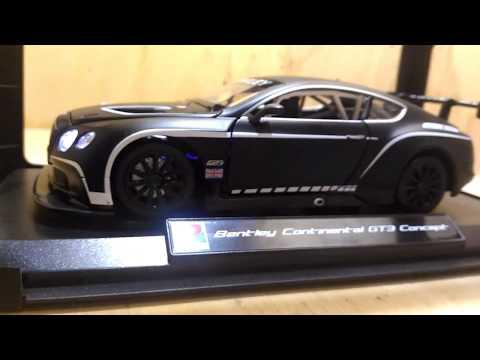Petron Supercars Collection 2017 - Bentley Continental GT3 Concept