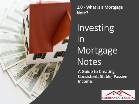 investing-in-mortgage-note-series-2