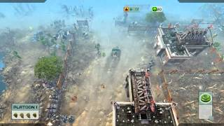 Cannon Fodder 3 Gameplay Mission 4