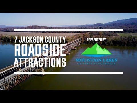 Jackson County Roadside Attractions