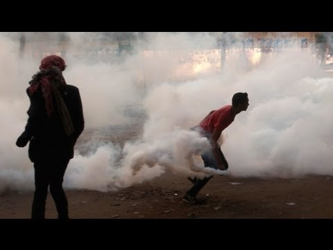 Cairo protests continue after Port Said killings