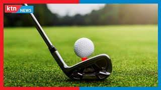 Uganda's Deo Akope takes lead in the 2021/2022 golf series