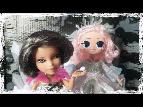Сравниваю Crystal Star с оригинальным телом с Aliexpress. Гибрид куклы Bratz Рortia на теле  LOL