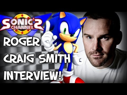 Roger Craig Smith Interview! (Voice of Sonic) - 21st Anniversary Special