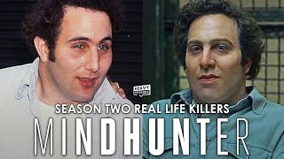 Mindhunter: Season 2: The Real Life Serial Killers