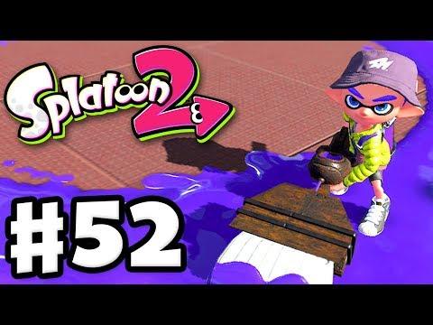 Splatoon 2 - Gameplay Walkthrough Part 52 - Tower Control! (Nintendo Switch)