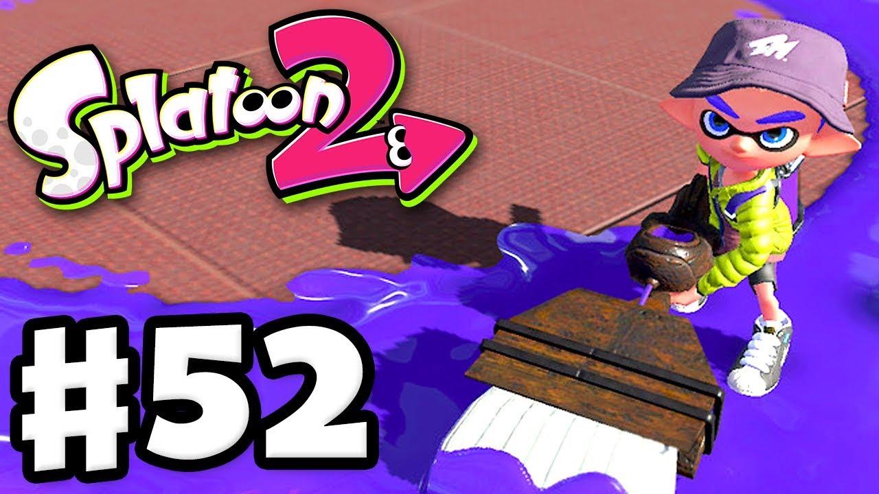 Splatoon 2 - Gameplay Walkthrough Part 52 - Tower Control! (Nintendo