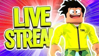 * LIVE * A MAD ROBLOX-DAY