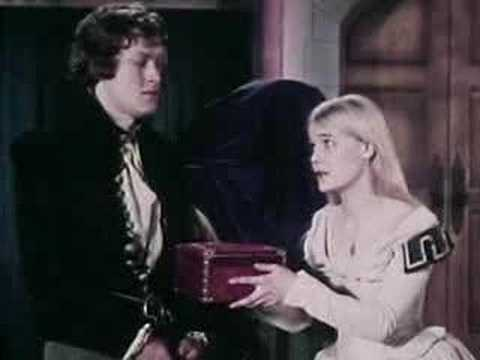Hamlet Act III, Scene I (clip)