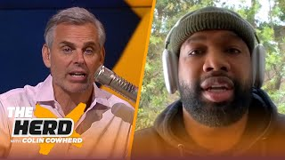 Marcedes Lewis on his new deal with Packers, Aaron Jones' deal, Zags vs. Bruins | THE HERD