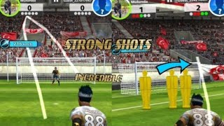 FOOTBALL STRIKE PLAYING TURKEY INCREDIBLE SHOTS KING DUST GAMING