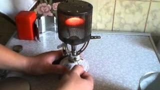 KOVEA Cap Heater- газовый обогреватель.