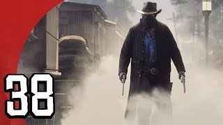 SAVING JOHN! (Red Dead Redemption 2 #38)