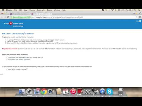 BMO Harris Online Banking Login   How To Access Your Account