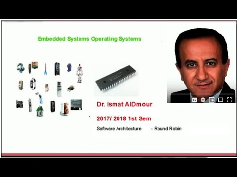 Embedded System Design Example  (Round Robin)