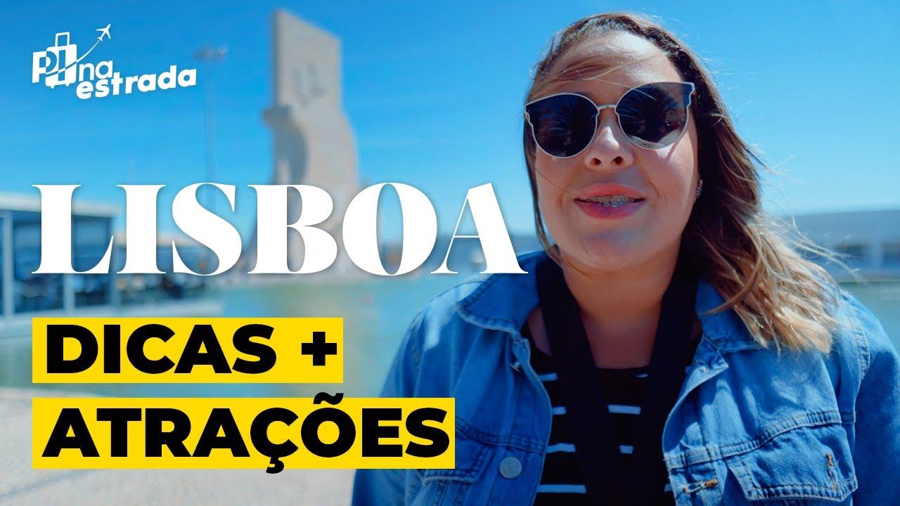 LISBOA: dicas de viagem, hotel e pontos turísticos
