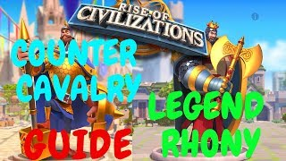 Video Rise of Civilizations - Live - kill event - battle and counter cavalry guide - level 70 expedition download MP3, 3GP, MP4, WEBM, AVI, FLV November 2018