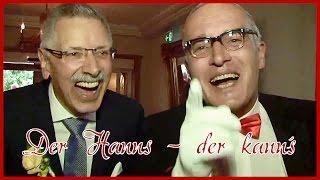 """Hochzeits-Butler """"Bernhardt"""" - Männergespräch"""