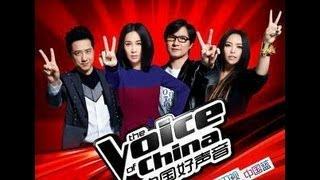 張惠妹‧中國好聲音第二季‧宣傳影片