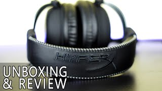 Kingston HyperX Cloud II Pro Gaming Headset: Unboxing and Review