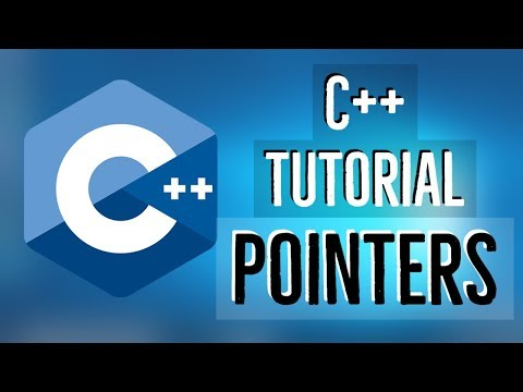 c++-tutorial-for-beginners-18---c++-pointers