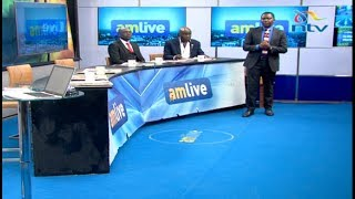LIVE: AM LIVE with Debarl Inea || In The Market
