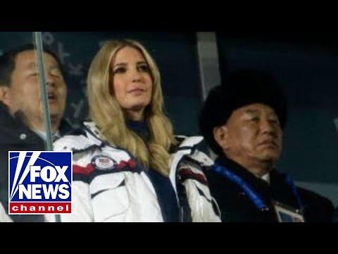 Media compare Ivanka Trump to Kim Jong Un's sister