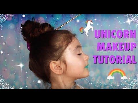 Tarte Cosmetics Unicorn Makeup Tutorial Youtube
