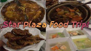 FOODTRIP AT STAR PLAZA HOTEL, DAGUPAN CITY   HUNGRY BOY   FOOD VLOG #7
