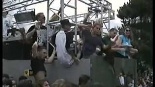 4°STREET PARADE 1995 - Zürich, Switzerland - 1°parte