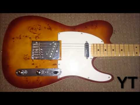 Slow Funky Groove Backing Track Eb Minor