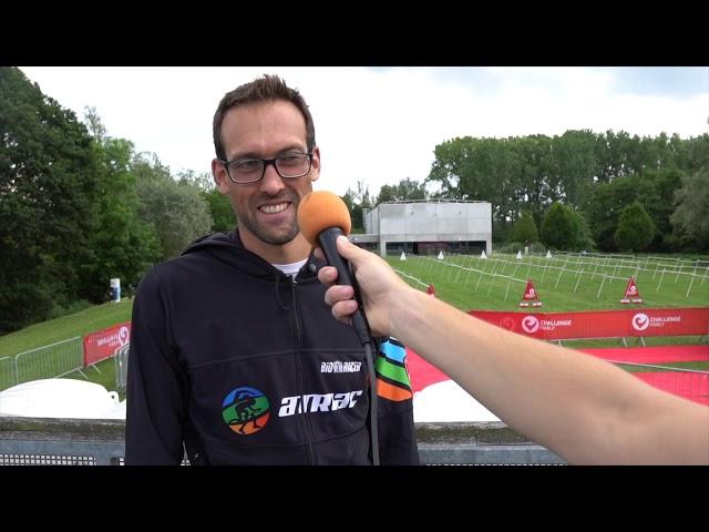 Alexis Krug klaar voor Challenge Geraardsbergen 2019