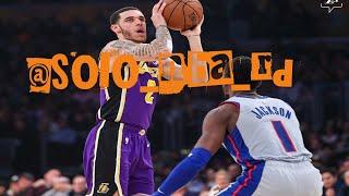 Los Angeles Lakers vs Detroit Pistons Resumen del Partido Completo de la Temporada Regular NBA.