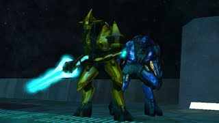 If Firefight was in Halo Combat Evolved