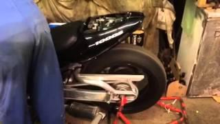 Suzuki TL1000S quick shifter