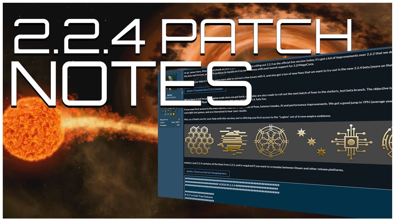Stellaris – 2 2 4 Patch Notes – Saeed Valadbaygi