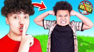 FaZe Jarvis BANNED a 11 Year Old on Fortnite (PRANK)