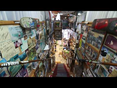 We head over to ET Surf Shop in Hermosa Beach