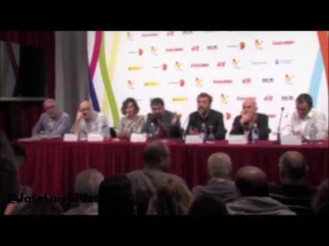 Malaga Film festival 2015 - Team El Pais Del Miedo