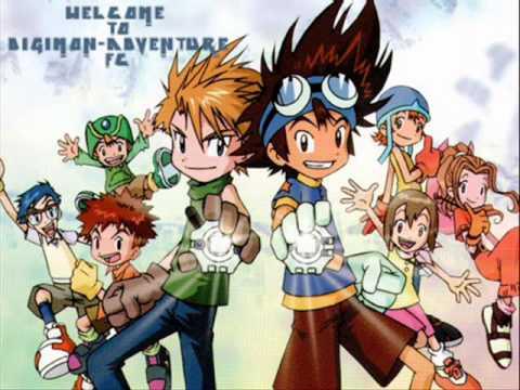 Digimon Brave Heart - MIDI Instrumental