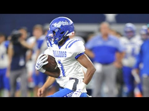 Texas A&M commit gets saucy on punt return