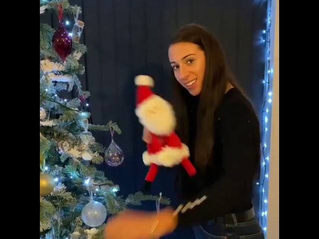 TAEKWONDO - Bianca Walkden wishes you happy holidays