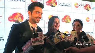 Zee TV New Serial Kaleerein Star Cast  Interview