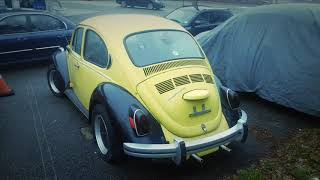 Collectible Volkswagen Beetle Spotted By Donny Lowy From Closeoutexplosion.com