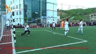 Lise Futbol Turnuvası Finali Maçı
