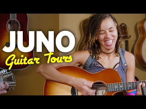 Juno the Artist | Marty's Guitars