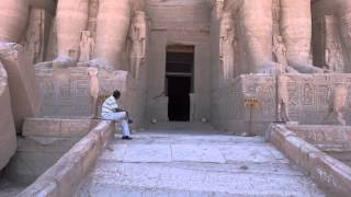 EGYPT - The Great Temple of Ramses II at Abu Simbel (Part 1)