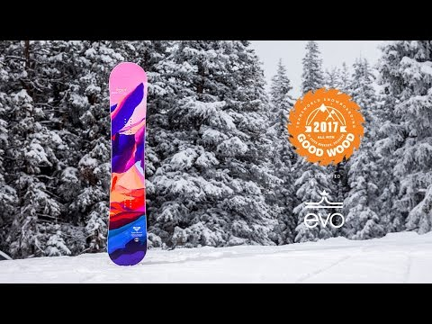 Best Snowboards of 2016-2017: Roxy Torah Bright  - Good Wood Snowboard Reviews
