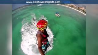 Aruba water sports: Water Jet Adventures by Delphi Watersports Aruba