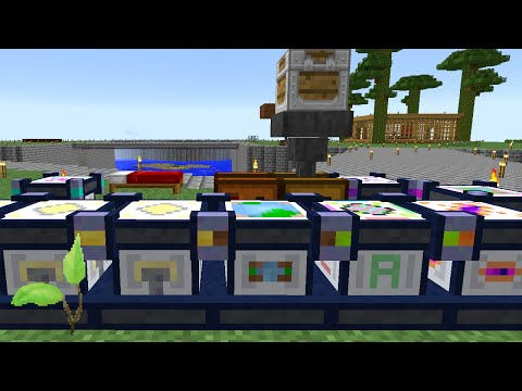 Minecraft Mods Regrowth - SMOOTHIES [E42] (Modded HQM)